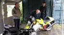 """CLASSIC  RACE & WEG MOTOREN """"  en Bromfietsen 24 april 2016"""